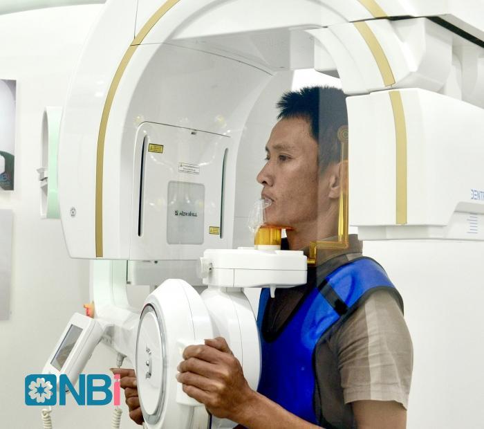 Chụp phim CT Cone Beam 3D hiện đại tại Ninh Bình